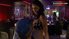 Jennifer Lee Wiggins Striptease in Lingerie – House, M.D.