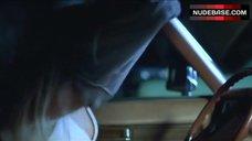 Jennifer Lawrence In White Bra – The Poker House