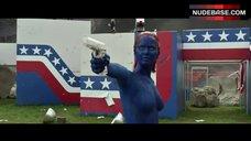 Jennifer Lawrence Hot Scene – X-Men: Days Of Future Past