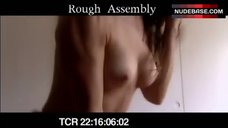 Katherine Randolph Topless Scene – One In The Gun