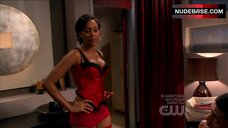 Tia Mowry Sexy Scene – The Game