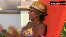 Tia Mowry Bikini Scene – The Game