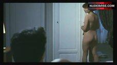 Marie Trintignant Bare All – Betty