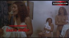 7. Nancy Allen Shows Nude Boobs and Pussy – Carrie