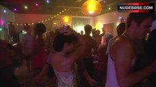 2. Ryder Skye Topless Scene – Dexter