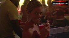9. Ryder Skye Topless Scene – Dexter