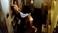 Maribel Verdu Shows White Panties – La Estanquera De Vallecas