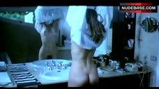 Lara Wendel Nude in Mirror – Desideria: La Vita Interiore
