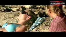 Emilie De Rain Sunbathing in Lingerie – The Hills Have Eyes