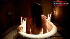 2. Eve Mauro Masturbating in Bathtub – The Grind