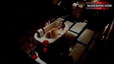 3. Eve Mauro Masturbating in Bathtub – The Grind