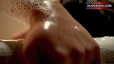 6. Eve Mauro Masturbating in Bathtub – The Grind