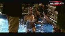 Teresa Palmer Bikini Scene – Bedtime Stories