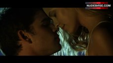 5. Teresa Palmer in Sexy Lingerie Outdoor – Love And Honor