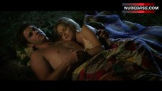 9. Teresa Palmer in Sexy Lingerie Outdoor – Love And Honor