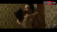 Willa Holland Topless Scene – A Summer In Genoa