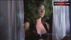 Ginny Weirick Lingerie Scene – Dark Moon Rising