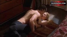 Bijou Phillips Hot Lingerie Scene – Wake