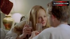 3. Bijou Phillips Hot Scene – Made For Each Other