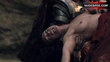 Erin Cummings Naked Breasts – Spartacus