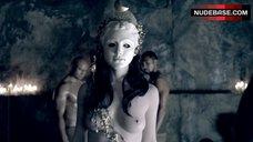 Erin Cummings Shows Tits – Spartacus