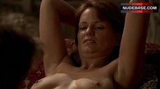 Danielle Sapia Cunnilingus Scene – True Blood