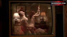 4. Danielle Sapia Blowjob during Watching Porn – True Blood