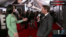 1. Katy Perry Cleavage – The Grammy Awards
