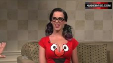 2. Katy Perry Cleavage – Saturday Night Live