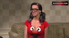 6. Katy Perry Cleavage – Saturday Night Live