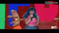 1. Sexuality Katy Perry on Stage – Mtv Movie Awards