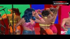10. Sexuality Katy Perry on Stage – Mtv Movie Awards