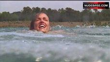 10. Sylvia Jefferies Topless Scene – Eastbound & Down