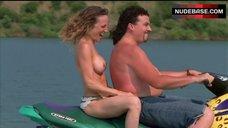 2. Sylvia Jefferies Topless Scene – Eastbound & Down