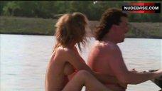 6. Sylvia Jefferies Topless Scene – Eastbound & Down