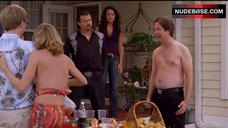 5. Sylvia Jefferies Shows Tits and Ass – Eastbound & Down