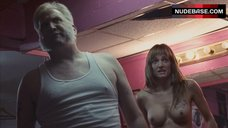 Sylvia Jefferies Naked in Strip Club – Halloween Ii