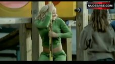 Brittany Daniel Pole Dancing – Little Man