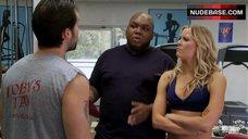 Brittany Daniel Hot Scene in Gym – It'S Always Sunny In Philadelphia