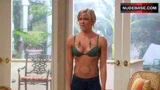 Brittany Daniel in Underwear – The Game