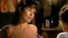 3. Maria Conchita Alonso Bare Tits and Butt – The House Of The Spirits