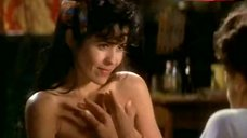 5. Maria Conchita Alonso Bare Tits and Butt – The House Of The Spirits