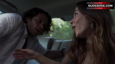 8. Linda Cardellini Sex in Car – Bloodline
