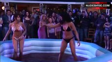 Christine Marie Jello Fight in Bikini – Legacy