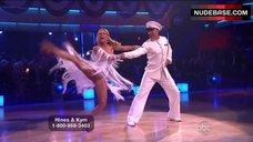1. Kym Johnson Sexy Dance – Dancing With The Stars