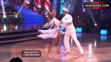 2. Kym Johnson Sexy Dance – Dancing With The Stars