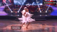 7. Kym Johnson Sexy Dance – Dancing With The Stars