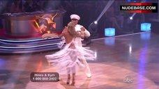 8. Kym Johnson Sexy Dance – Dancing With The Stars