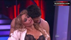 10. Kym Johnson Hot in Lingerie – Dancing With The Stars