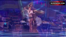 3. Kym Johnson Hot in Lingerie – Dancing With The Stars